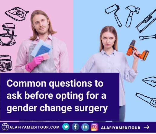 Common questions to ask before opting for a gender replacement surgery.