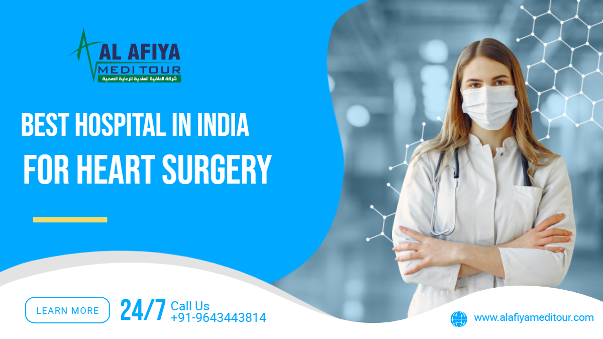 Best Hospital in India for Heart Surgery