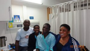 Treatment in India for Rwanda Patients